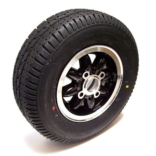 Classic Mini Wheels & Tires