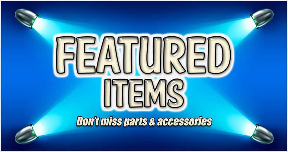 Featured classic Mini parts & accessories