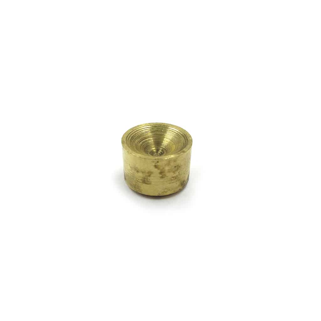 Oil Galley Plug, Brass, 0.50'' (12G3503)