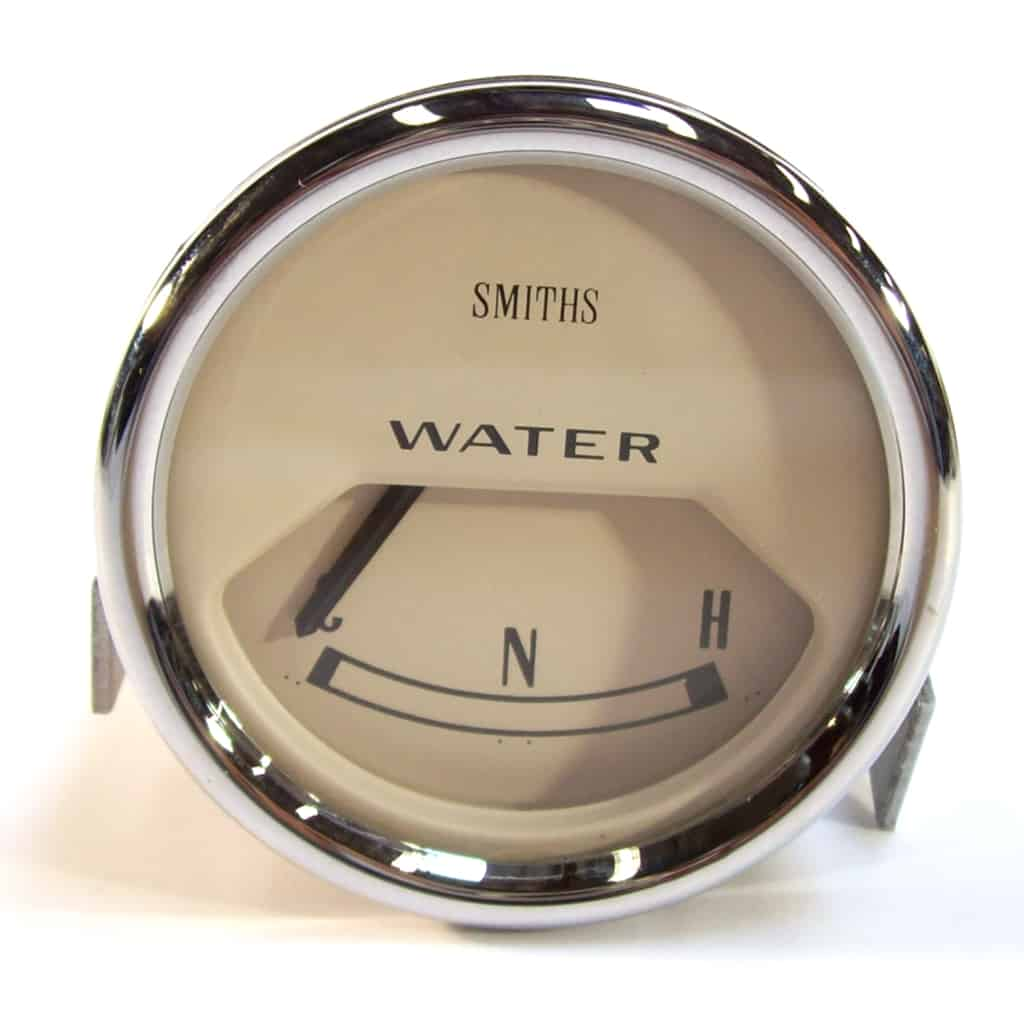 Gauge, Water Temp, Mk2-on, Smiths, Magnolia (13H4460MG)