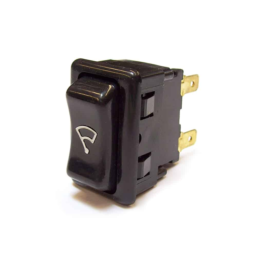 Wiper Switch, 2-speed, Mk3 (13H6444)