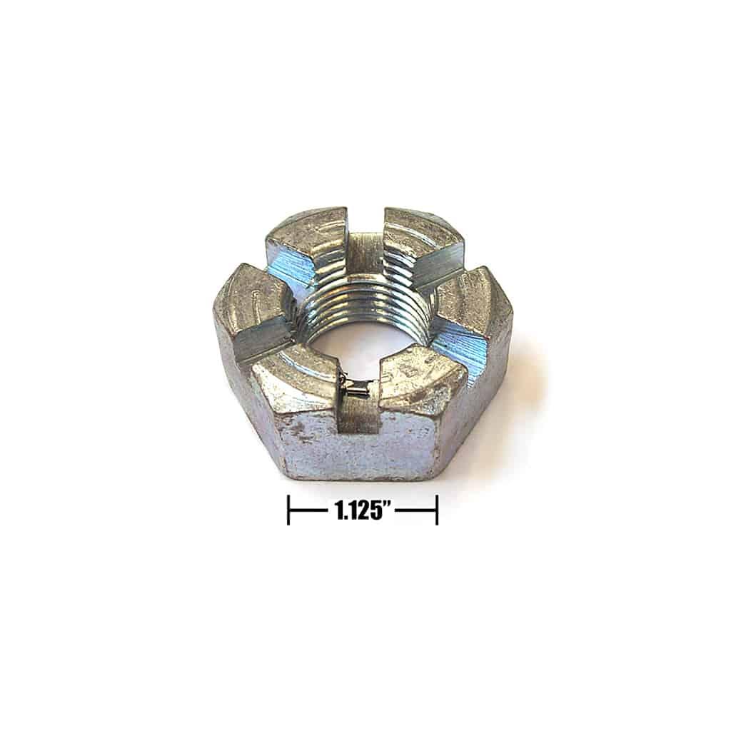 Nut, CV Joint, 1.125'' (21A0079)