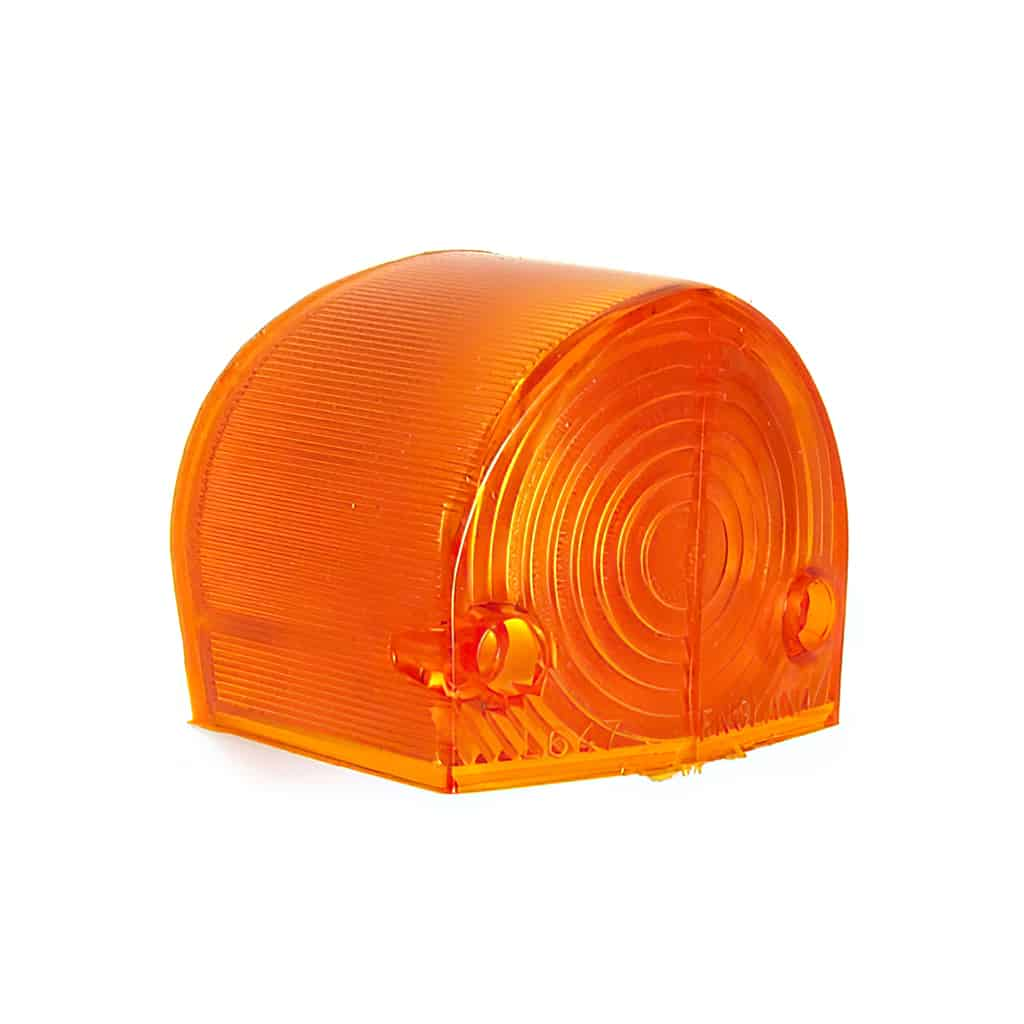 Rear Indicator Lens, Mk1, Amber, Left-hand (54570466)