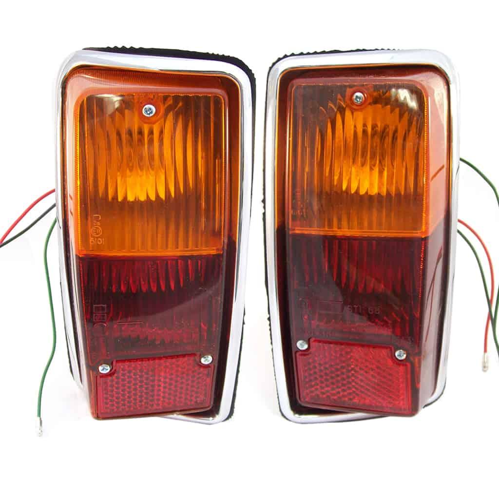 Tail Lamp, Mk2-Mk3 (54674/5)