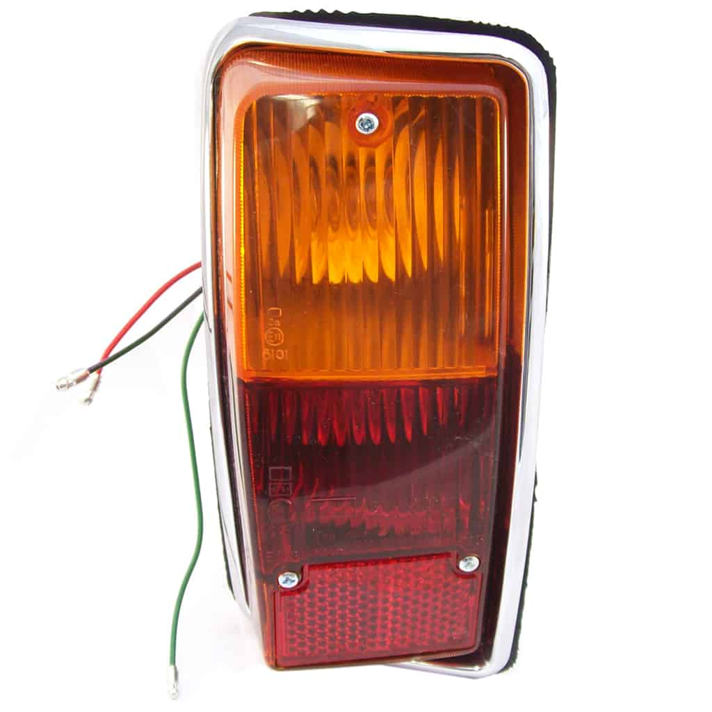 Tail Lamp, Mk2-Mk3, Left-hand (54675)