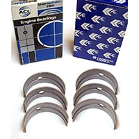 Main Bearing Set, 1.75'', Vandervell VP2 (VPM733)