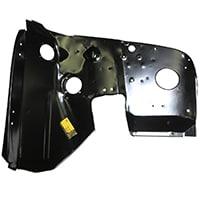Inner Fender Panel, Mk3-on, Right-Hand (ABD36006)