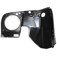 Inner Fender Panel, Mk4, Left Hand, Rover (ABD36007)
