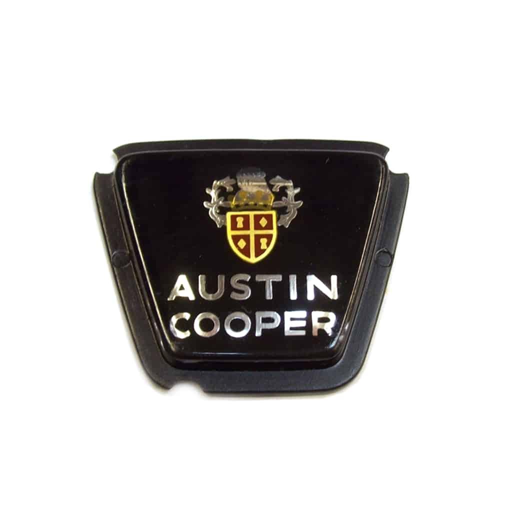 Bonnet Badge, Austin Cooper Mk2 (ALA6513)