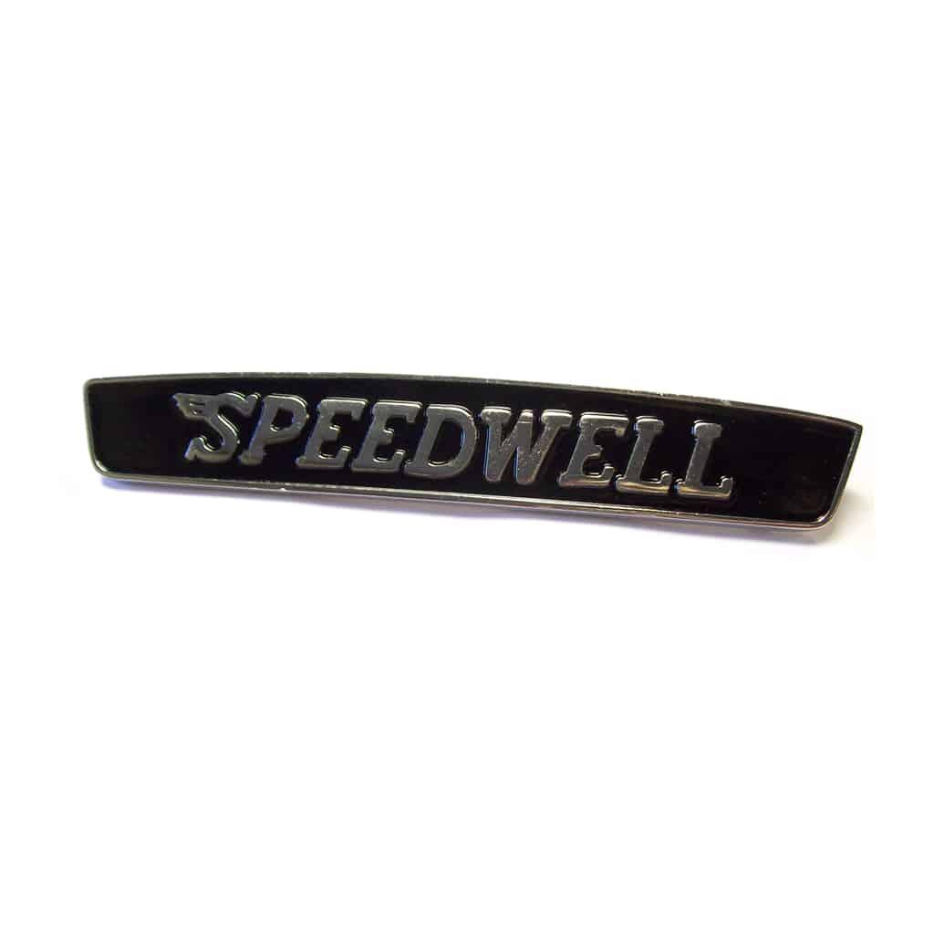 Bonnet Badge, ''Speedwell'' (AXE4243)