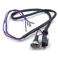 Headlamp Plug & Harness, w/ Pilot Light (BAU2111)