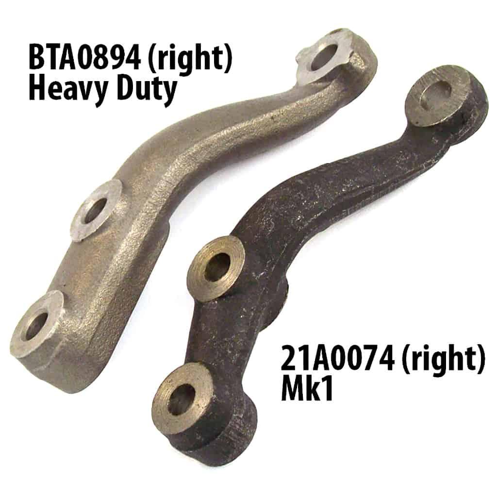 BTA0894 compared to 21A0074 (Mk1)