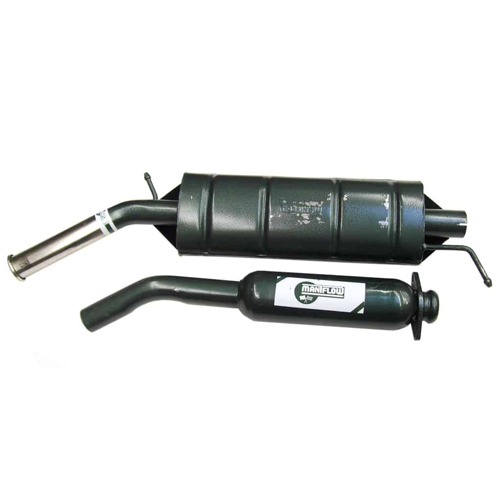 Exhaust System, Maniflow Cat-Back (C-ARA336)
