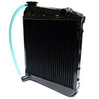 Radiator, 2-Core Heavy Duty (SCO0080)