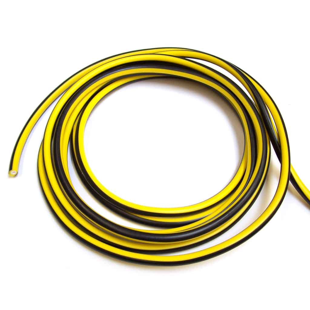 Ignition Wire, Solid Core, Bumble Bee (CQB204)