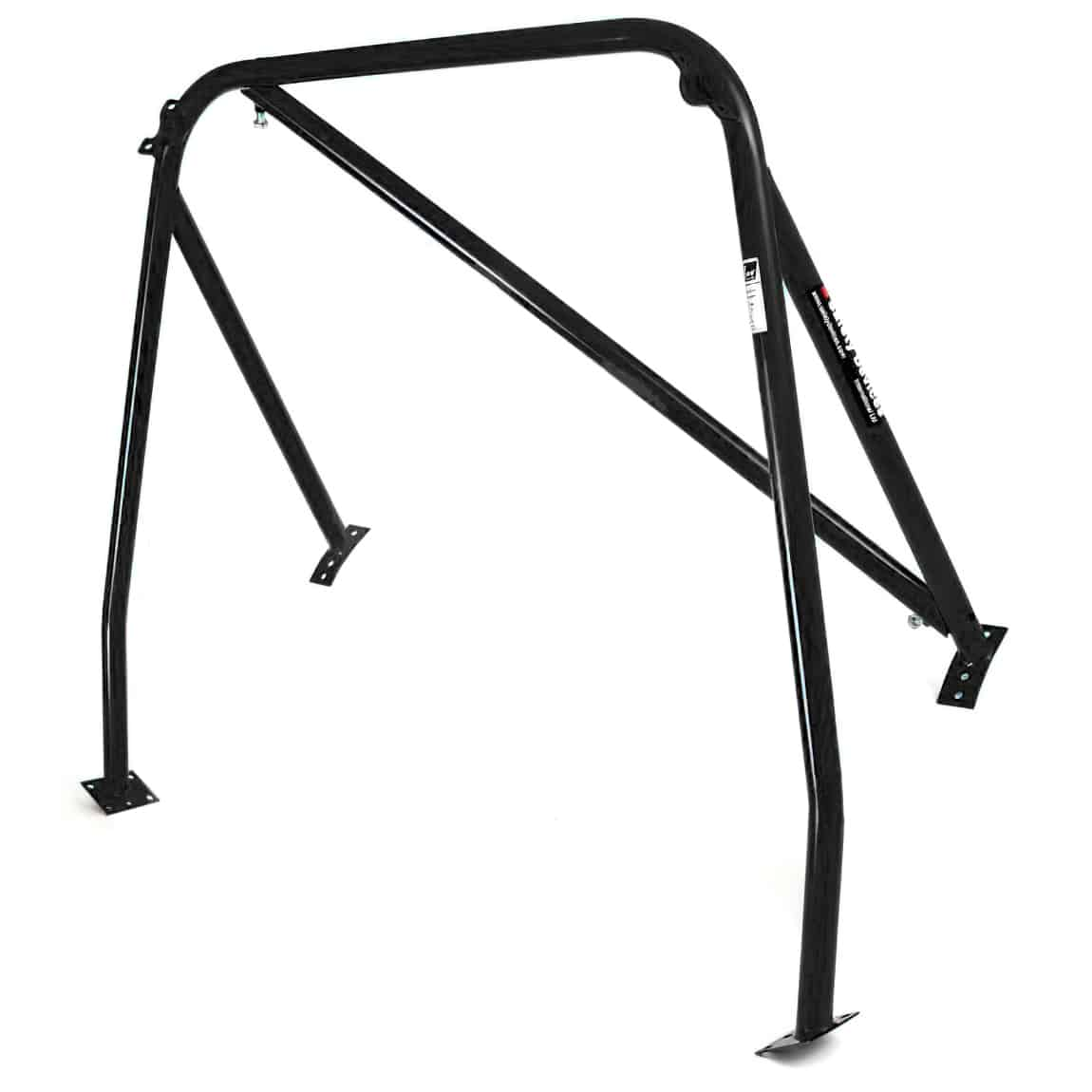 Roll Bar, Rear, with Removable Diagonal Brace (C-STR49SD)