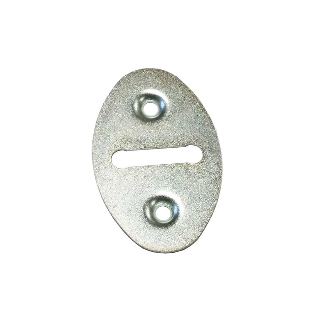 Striker Finisher Plate, Door Jamb, Mk3-on (CZG5254)
