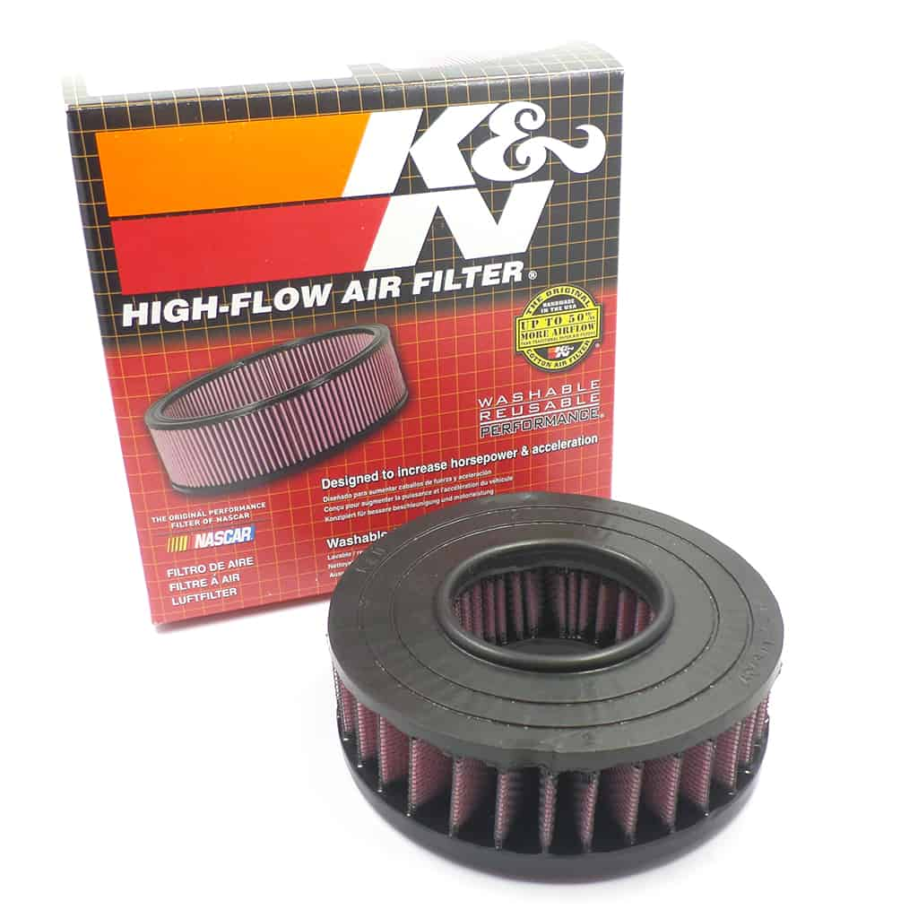 Air Filter Element, K&N replacement for Cooper S (E-9001)