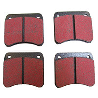 Brake Pads, 998 Cooper, EBC Ultimax (GBP0102BLACK)