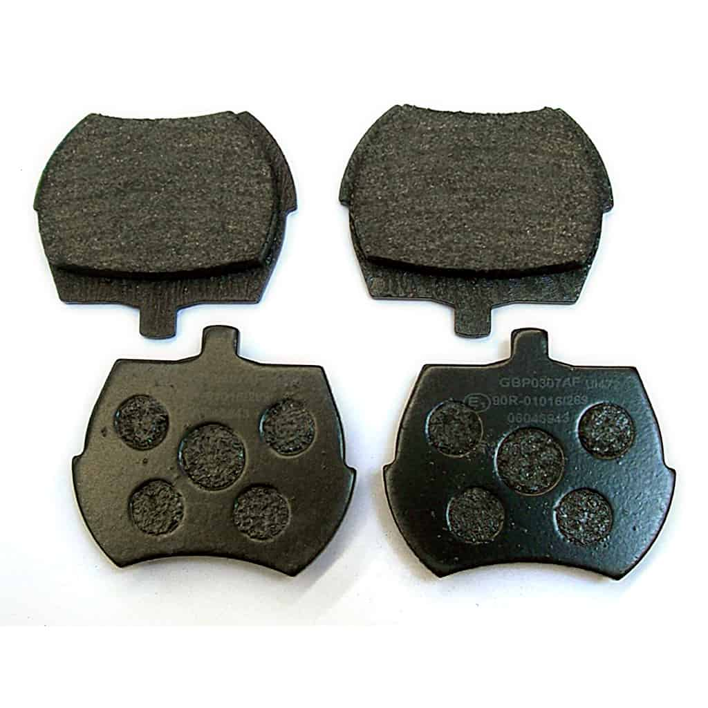 Brake Pads, 8.4'', OEM (GBP0307AF)
