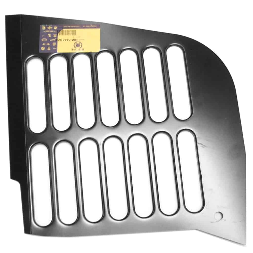 Inner Wing, Radiator Grille Slotted Panel Only, Left Hand (HMP441023)
