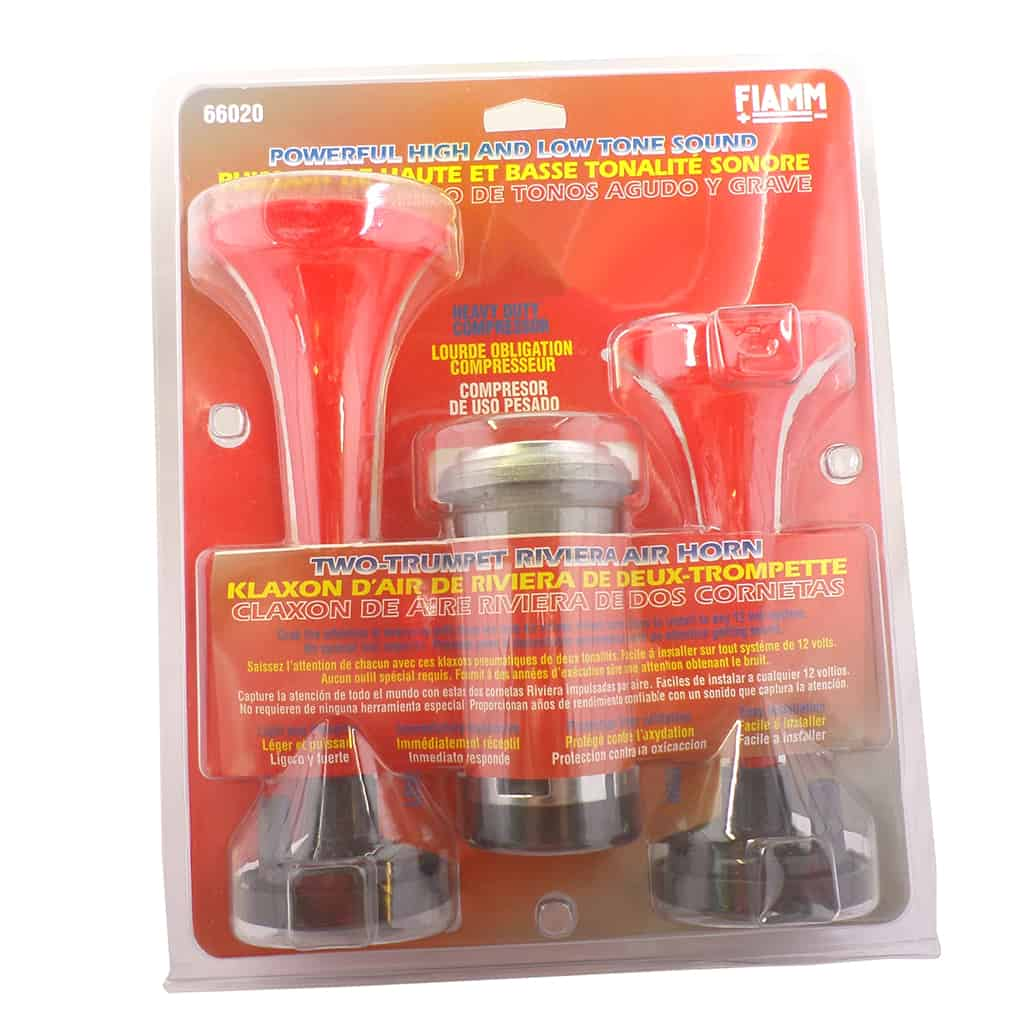 Air Horns, Dual (SAC0127)