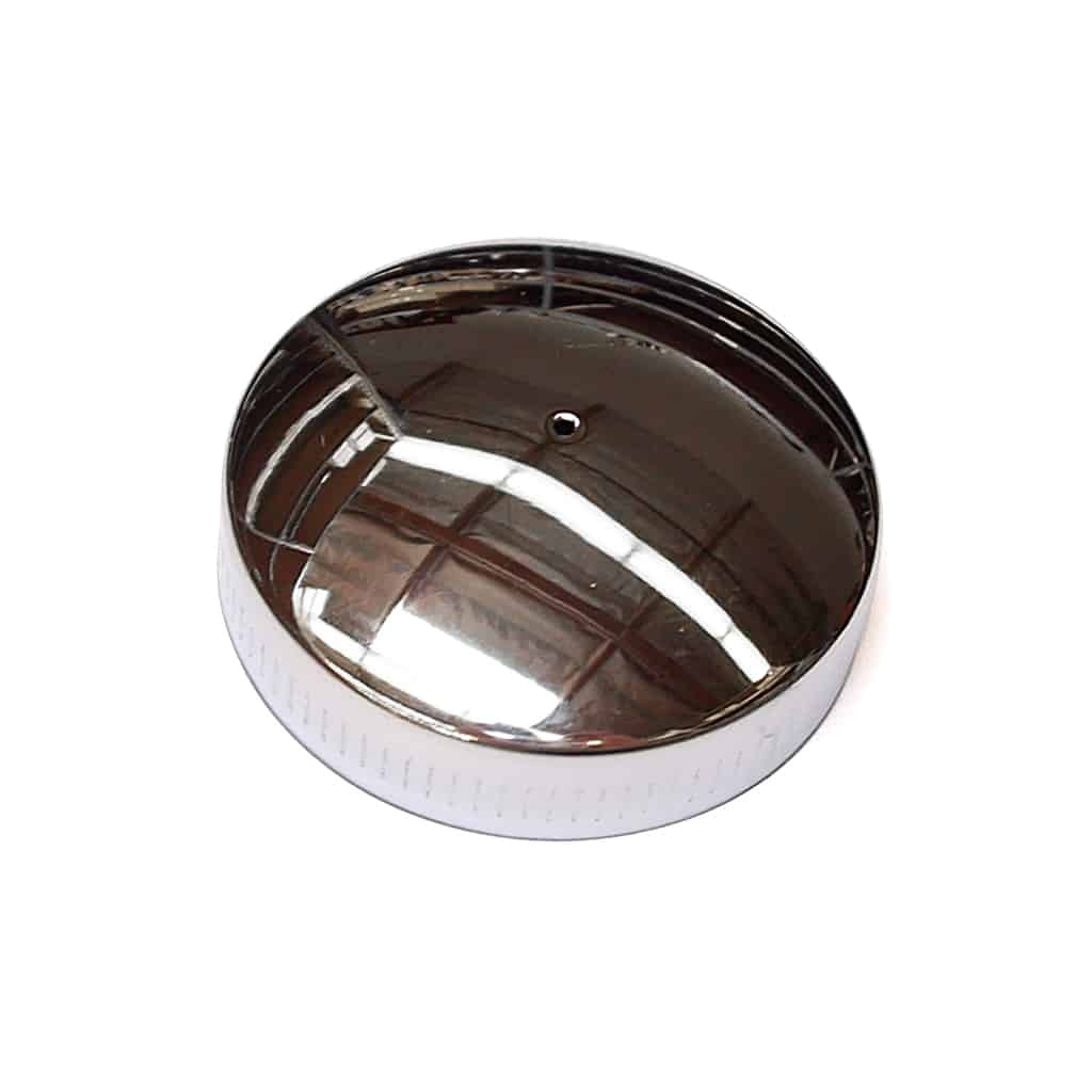 Oil Filler Cap, Chrome, for Aluminum Valve Covers (SAC0135)