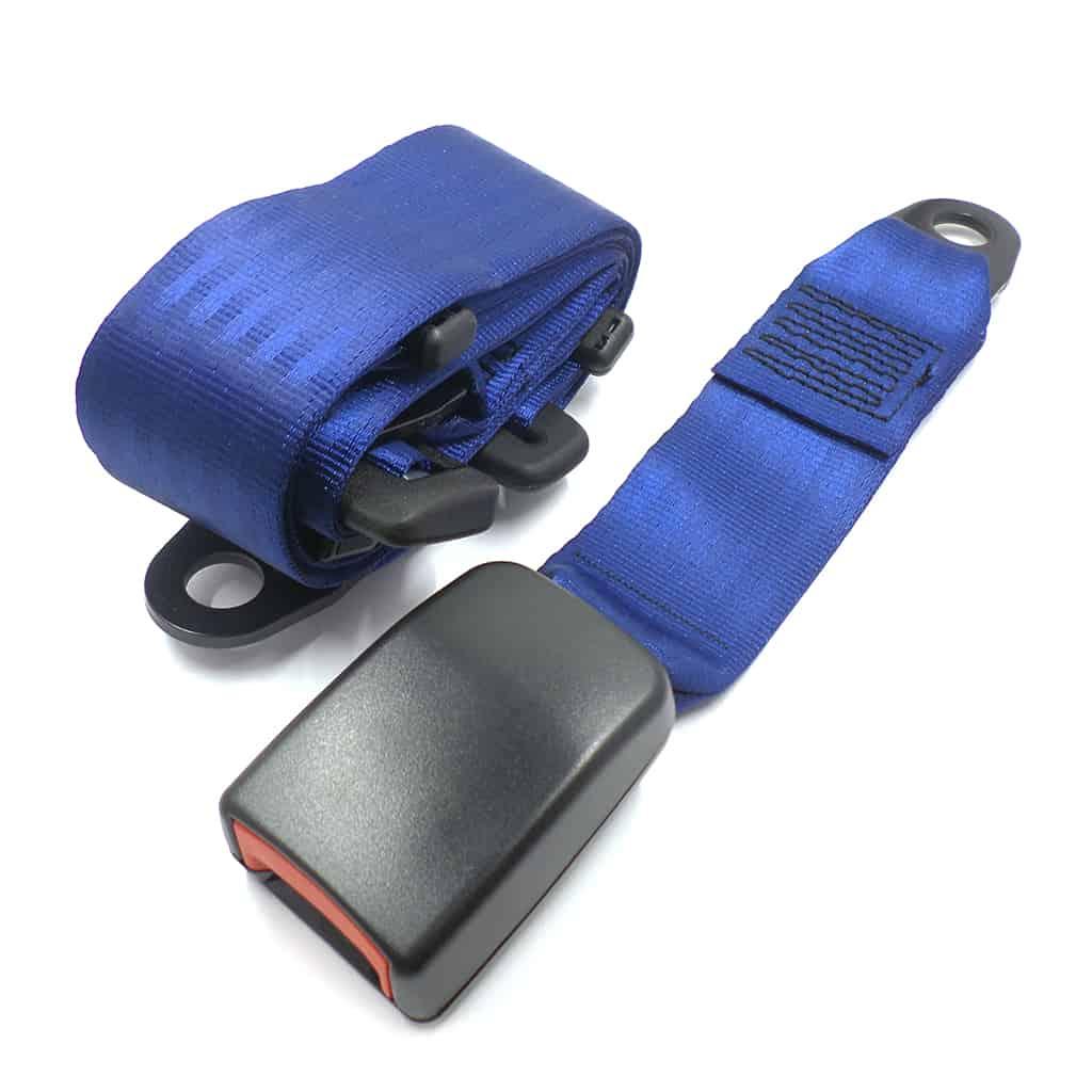 Seat Belt, Rear, 3-point, Static (SAC0199B)