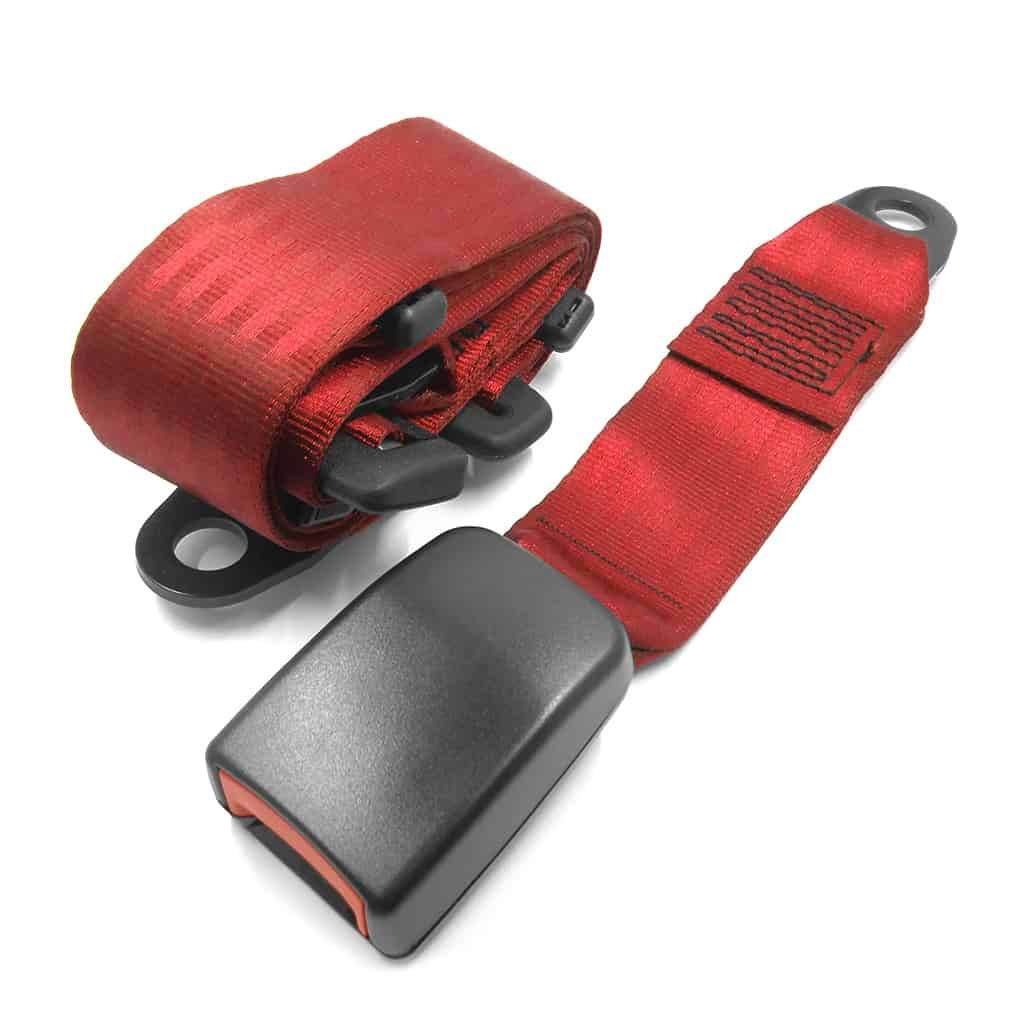 Seat Belt, Rear, 3-point, Static (SAC0199R)
