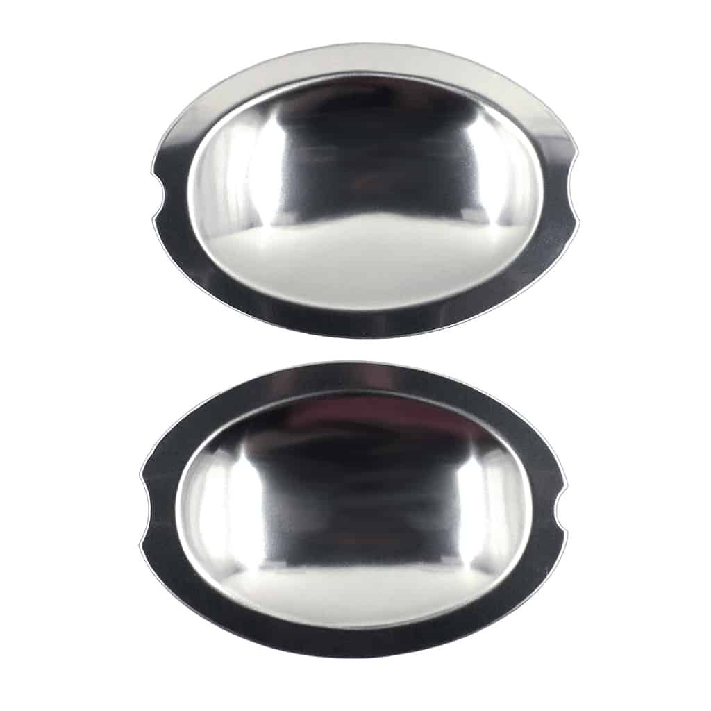 Door Handle Shields, Stainless (SBO0340)