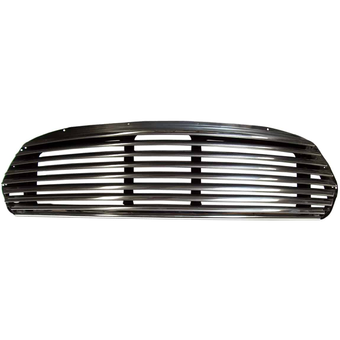 Grille, Mk2-on, Stainless, for Internal Bonnet Release (SBO0707)