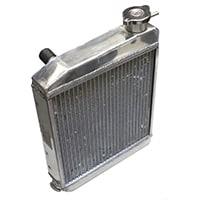 Radiator, 2-Core Aluminum (SCO0085E)