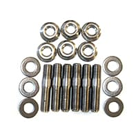 Manifold Stud & Hardware Kit, Stainless Steel (SEN0455E)