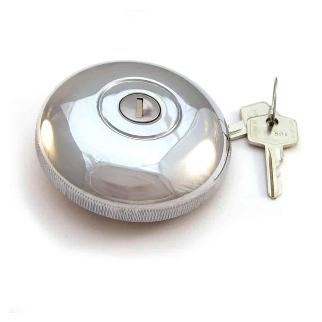 Fuel Cap, Locking, Vented (SIE0318)