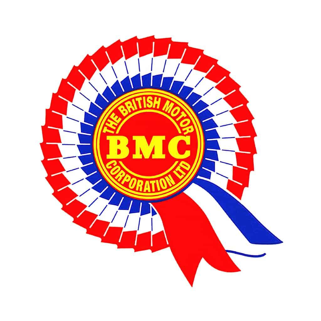 Decal, BMC Rosette, Outside (SMI0157)