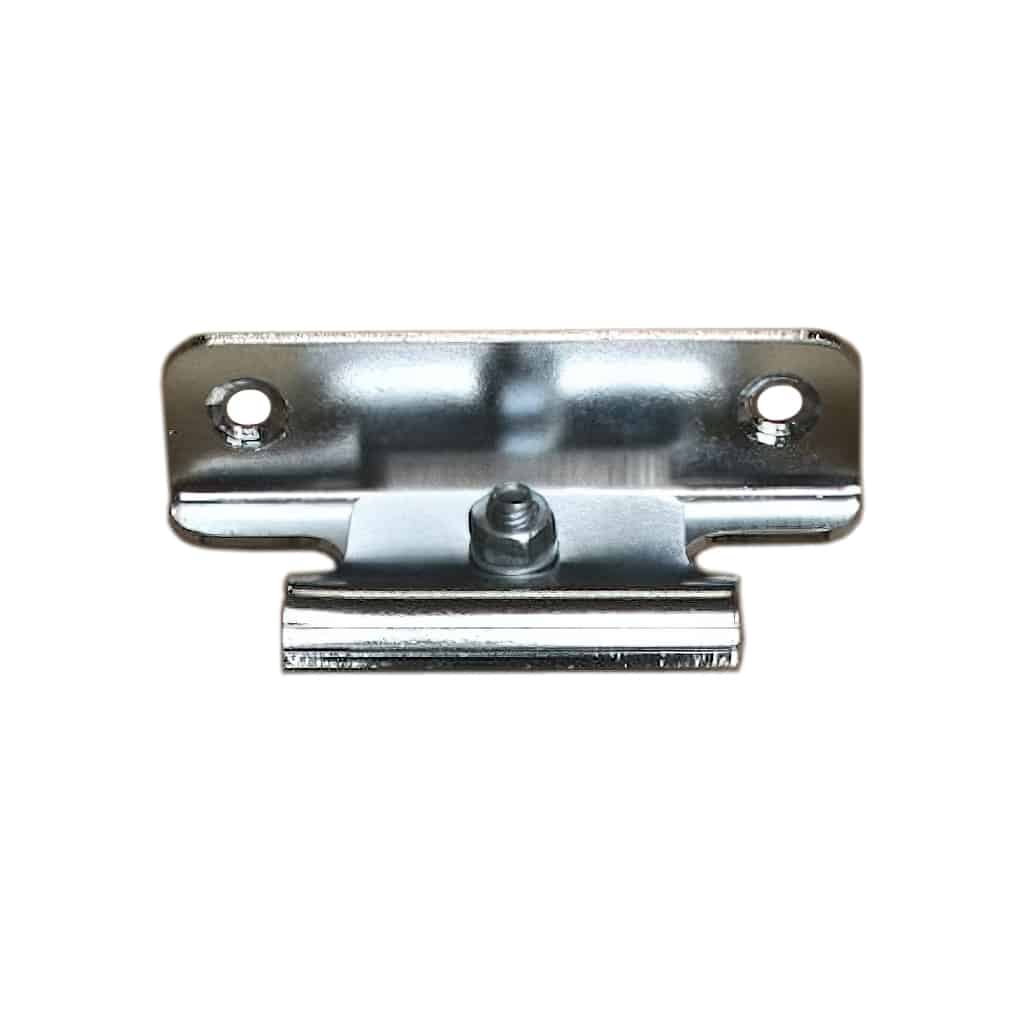 Sun Visor Center Mount Bracket, Chrome, Early (SV2004)