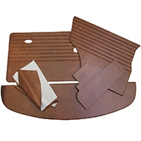 Interior Side Panel Kit, 1970-2000, Autumn Leaf (TK3042K)